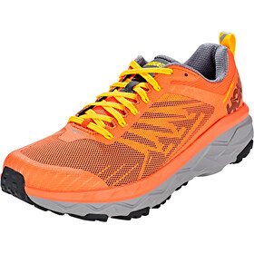 Hoka One One Challenger ATR 5 Running Shoes Men nasturtium/frost gray